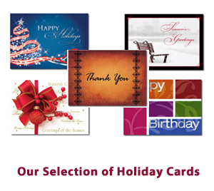 Our Selection of Holiday Cards